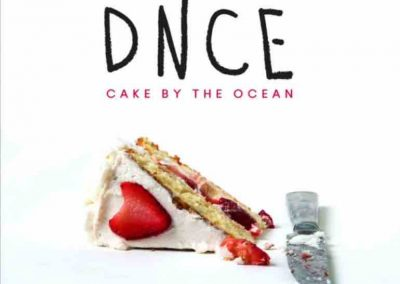 Cake by the ocean – DNCE