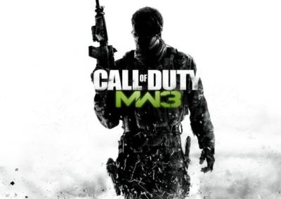 Call of duty Modern Warfare 3 (Main Theme) – Brian Tyler