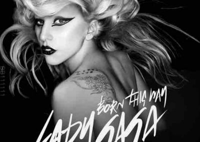 Born this way – Lady Gaga